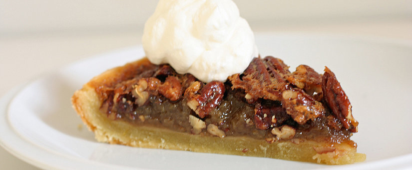 The Only Pecan Pie You'll Ever Want to Make