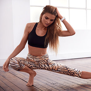 Sjana Earp Animal Print Activewear