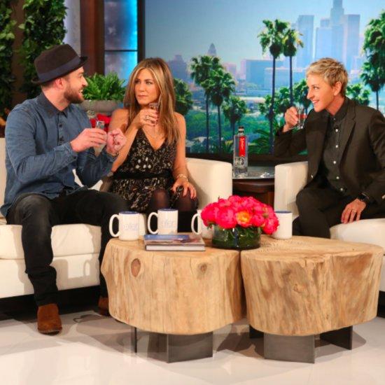 Ellen DeGeneres 2000th Episode Guests