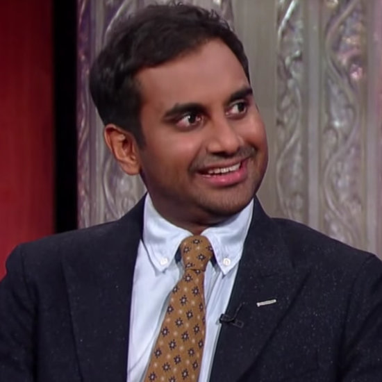 Aziz Ansari Interview With Stephen Colbert About Racism