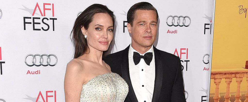 You'll Want to Read Angelina Jolie's Candid Quotes About Filming Love Scenes With Brad Pitt