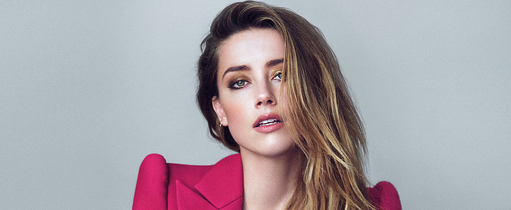 "Amber Heard on Being a Stepmum to Johnny Depp's Kids: ""It's the Most Surprising Gift"""