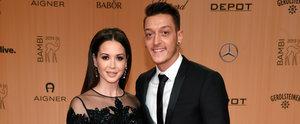 Mandy Capristo und Mesut Özil sorgten für die größte Überraschung beim Bambi
