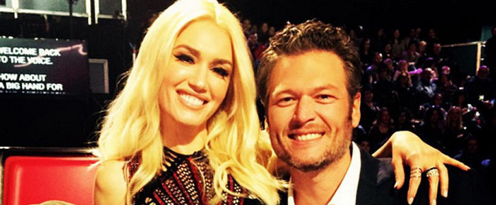 Gwen Stefani Shows Her Love For Blake Shelton on Instagram