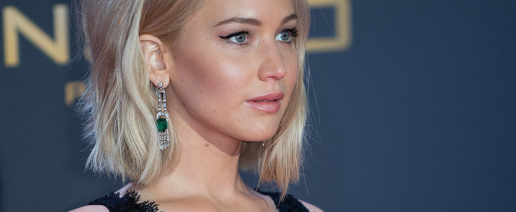 Jennifer Lawrence Has the Perfect Summer Hair