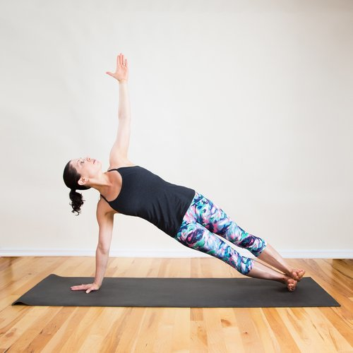 Heating Yoga Sequence