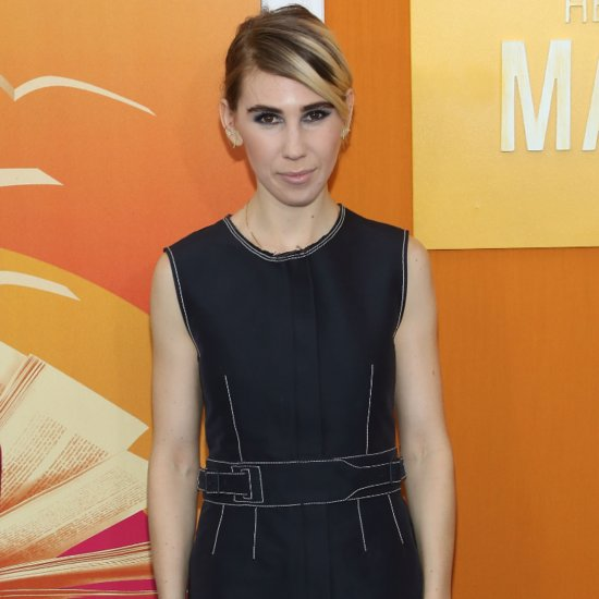 Zosia Mamet Explains Why Rules Don't Exist in Fashion