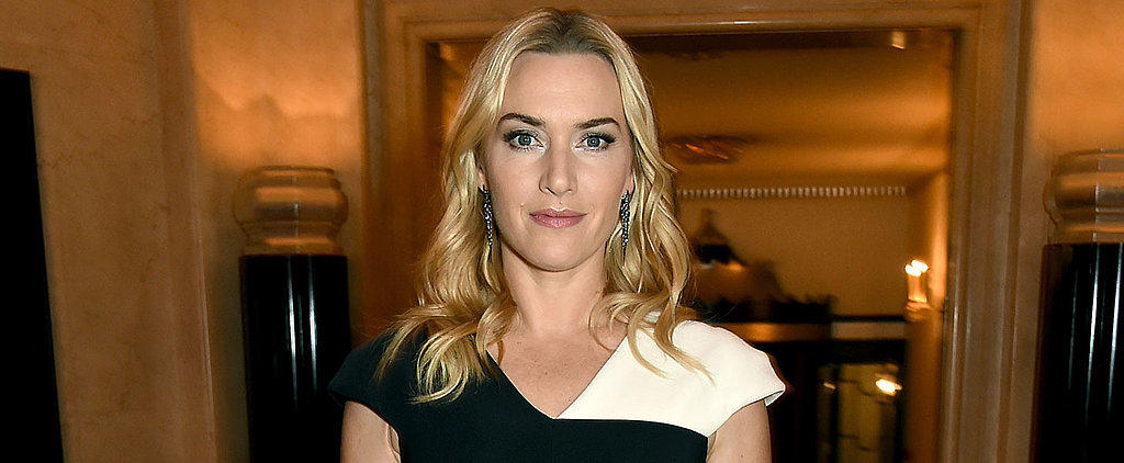 Kate Winslet's Daughter Is Really, Really Jealous of Her Mum's Sex Scenes With Liam Hemsworth