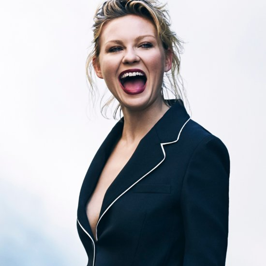 Kirsten Dunst in The Edit December 2015