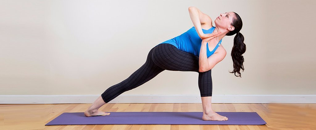 Sick of Squats? Do These 5 Leg-Sculpting Yoga Poses