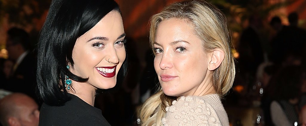 Here's Kate Hudson Hanging Out With Kate Hudson — aka Katy Perry