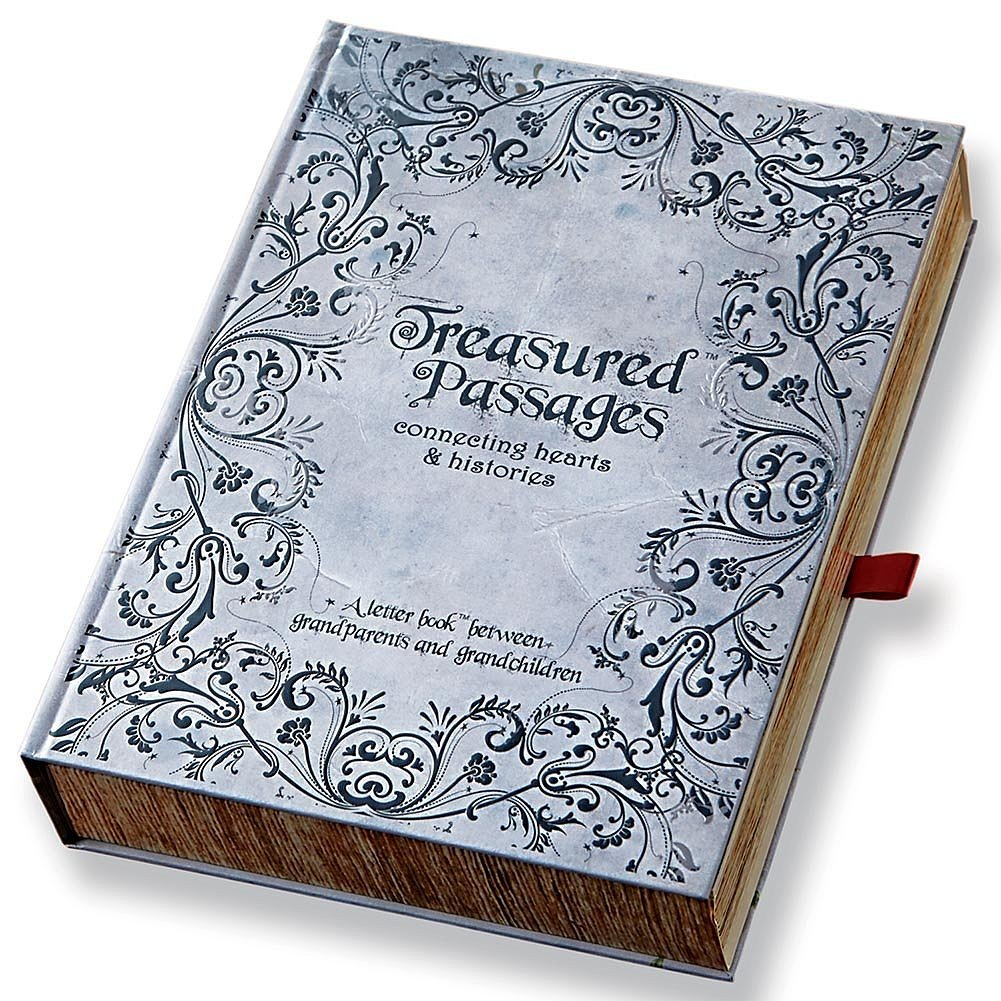 For the Sentimental Grandparent: Grandparent and Grandchild Letter Book Set