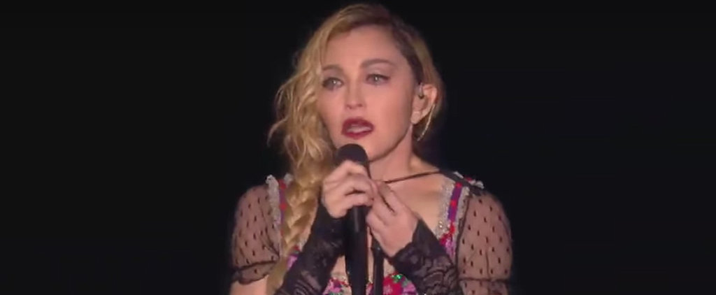 You'll Need Tissues to Watch Madonna's Moving Tribute to Paris