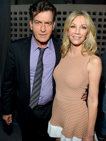 Heather Locklear Sends Supportive Message to Charlie Sheen Following HIV News: 'My Heart Hurts'