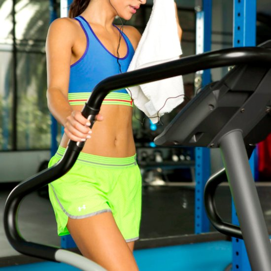 Short Elliptical Intervals to Burn Calories Fast