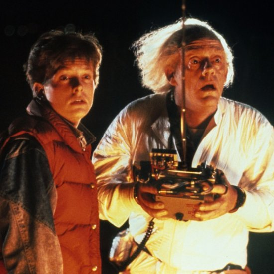 Back to the Future Trilogy Facts