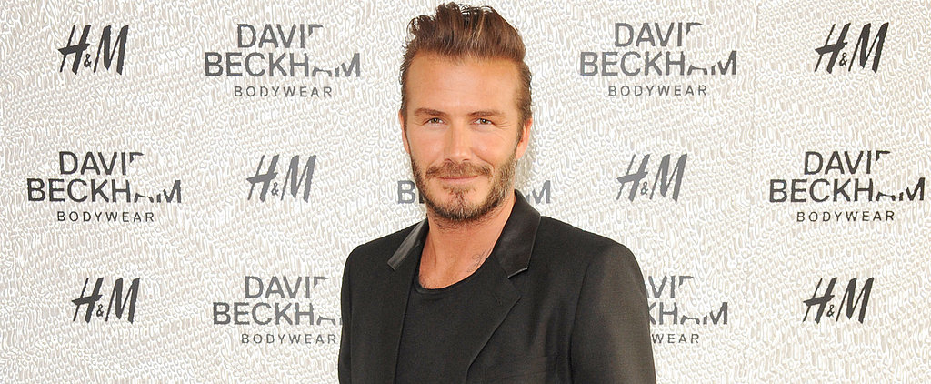 David Beckham Is the Sexiest Man Alive!