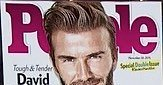 David Beckham Is People's 2015 Sexiest Man Alive