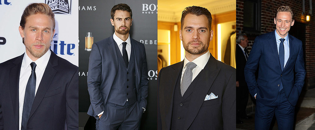 42 Times British Actors Looked Delightfully Dapper