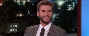 Liam Hemsworth Admits to Crying in China, and the Reason Is Pretty Adorable