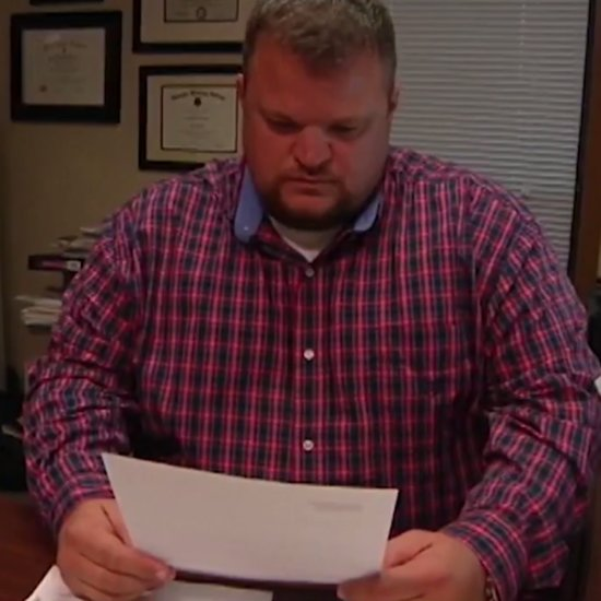 Man Writes Police Officer Thank You Letter For Arresting Him
