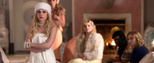 We're Continuing to Freak Out Over Every Furry, Feathery Look We See on Scream Queens