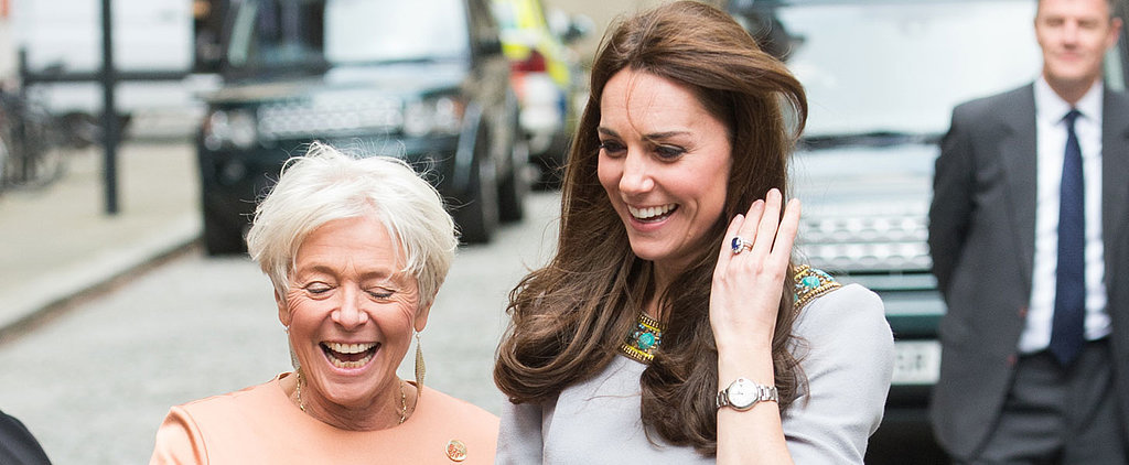 Kate Middleton Basically Has Her Own Music Video Moment During Her Latest Outing
