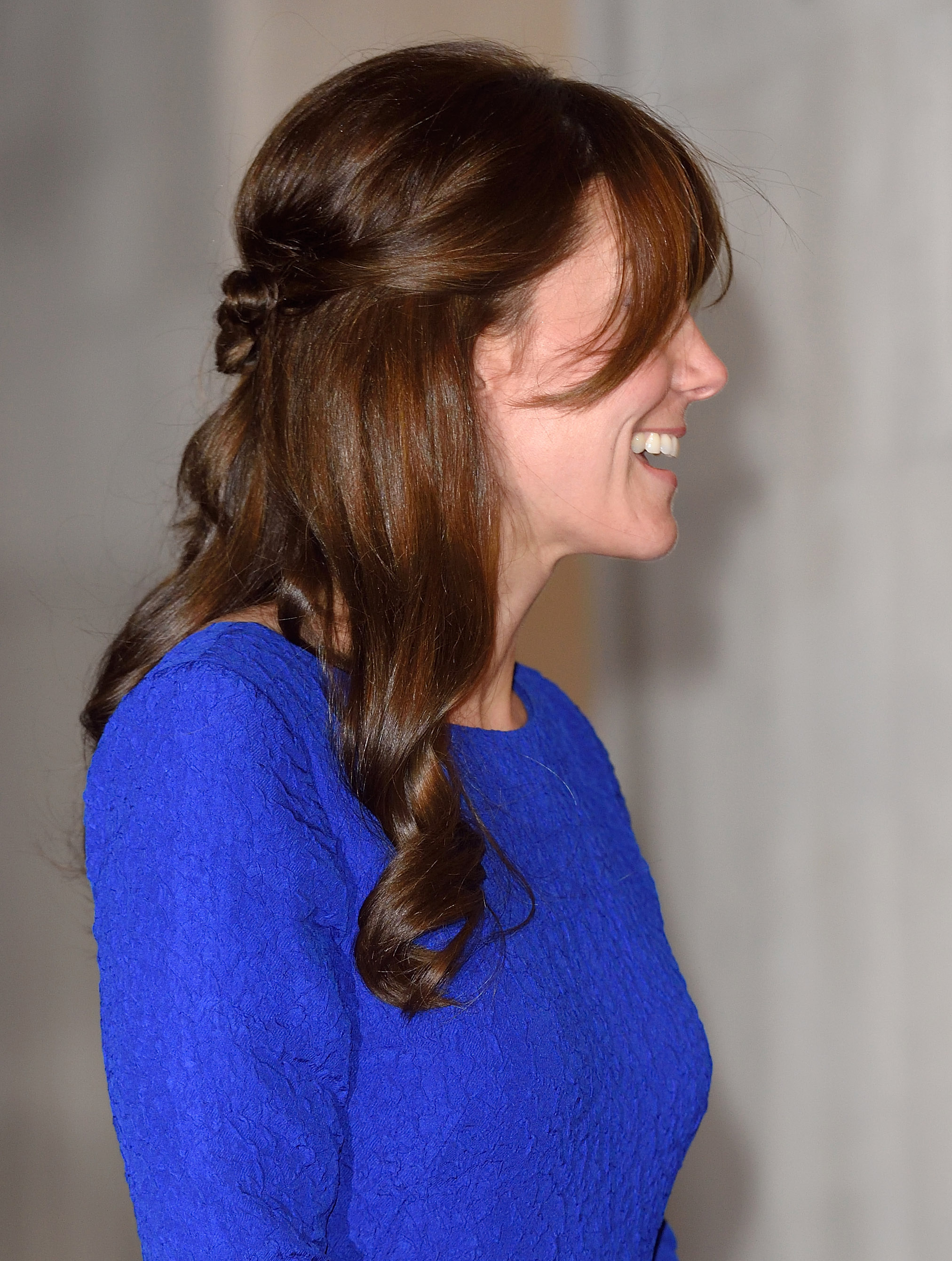 Makeup, Beauty, Hair & Skin | Kate Middleton's Half-Up ...