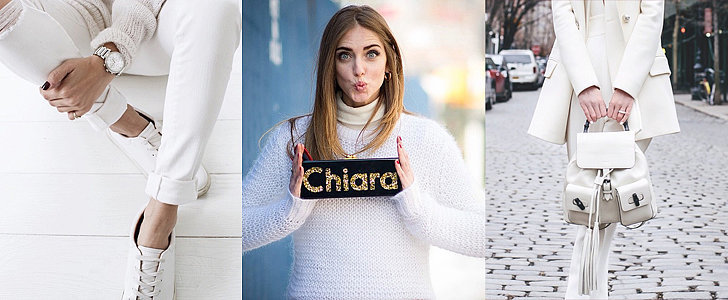 22 Winter-White Outfits You Haven't Considered Yet