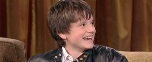 Josh Hutcherson's Very First Jimmy Kimmel Appearance Proves He's Always Been Charming