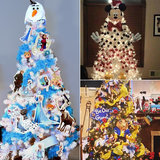 The Epic Disney Christmas Trees That Every Fan Will Obsess Over