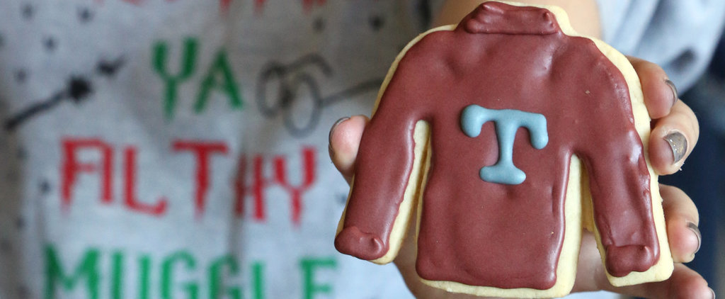 Mrs. Weasley's Ugly Christmas Sweater Cookies Will Leave You in Stitches