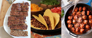 20+ Throwback Recipes Made With Ground Beef