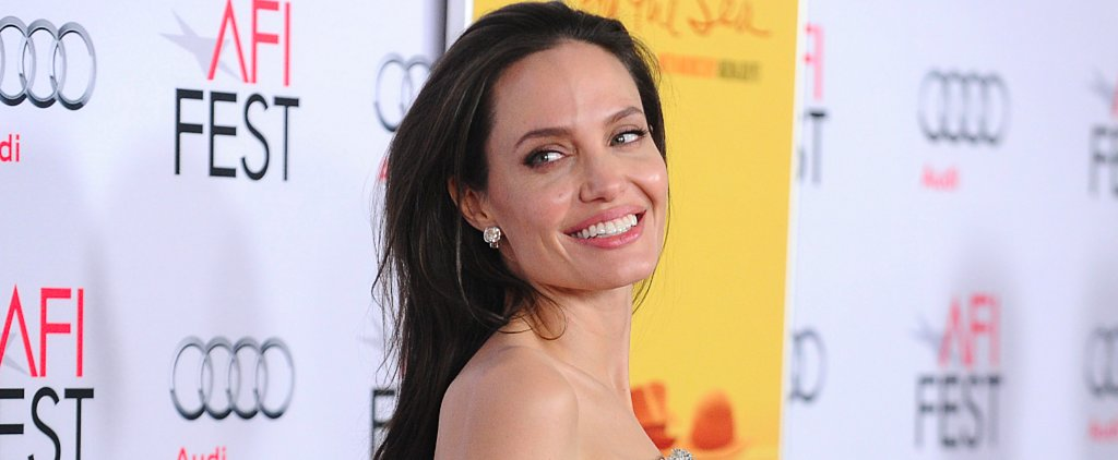 "How Angelina Jolie Is Getting Her ""Baby Fix"" Now That Her Kids Are Growing Up"