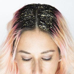 Glitter Roots Tutorial Video