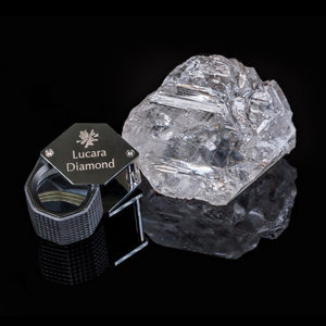 1,111-Carat Diamond Found