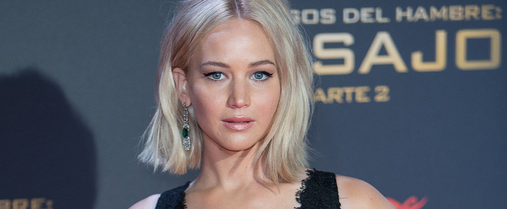Jennifer Lawrence's Attitude About Exercise Is as Down-to-Earth as You'd Expect