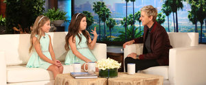 Sophia Grace and Rosie Make a Sassy Return to The Ellen DeGeneres Show