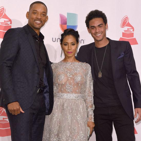 Will and Jada Pinkett Smith at the Latin Grammys 2015