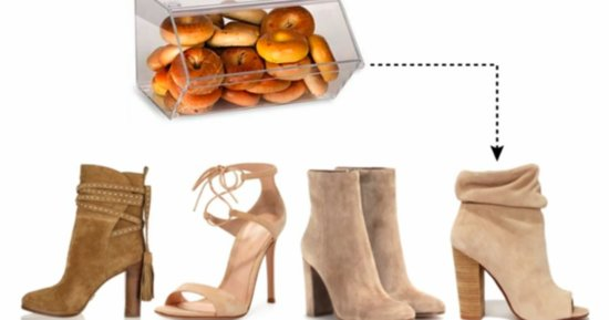 5 Clever Fashion Hacks Straight From Your Kitchen
