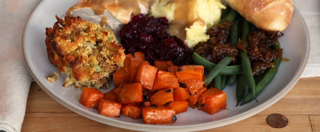 Save Hundreds of Calories on Thanksgiving — Without Even Noticing