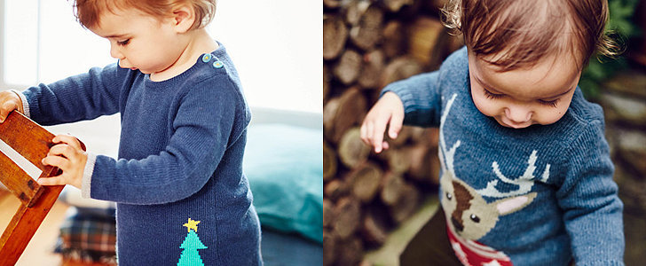 62 Adorable Outfits For Baby's First Christmas