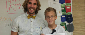 Special Education Teacher's Video Goes Viral For All the Right Reasons