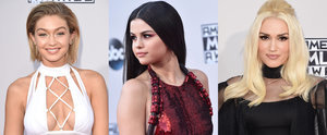 You Have to See the Outrageous Red Carpet Moments at the AMAs
