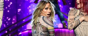 Jennifer Lopez Has the Hottest Night as the Host of the American Music Awards