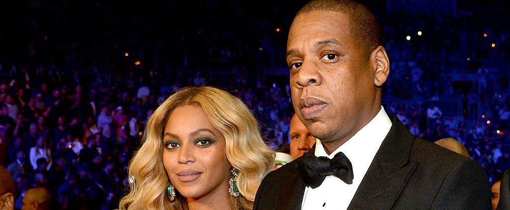 Beyoncé Keeps Things Sexy For a Night Out With Jay Z