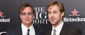 There Are a Whole Lot of Handsome Stars at the NYC Premiere of The Big Short
