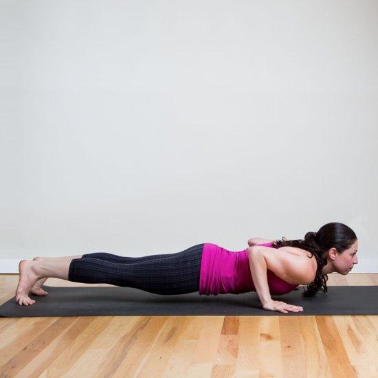 Strike a Yoga Pose: Four-Limbed Staff