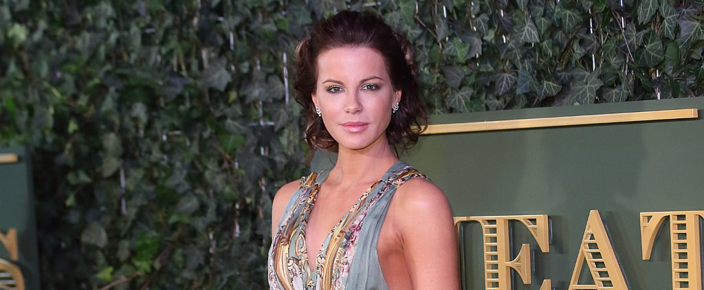 Kate Beckansale's Glamorous Look Is Missing 1 Major Accessory