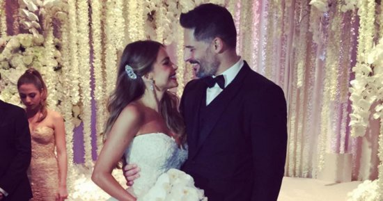 Sofia Vergara And Joe Manganiello Are Officially Married
